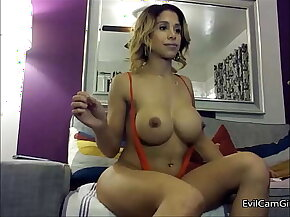 Amazon Jessica Host Milking Lovely Cock - Watch Next Part On EvilCamGirls.World